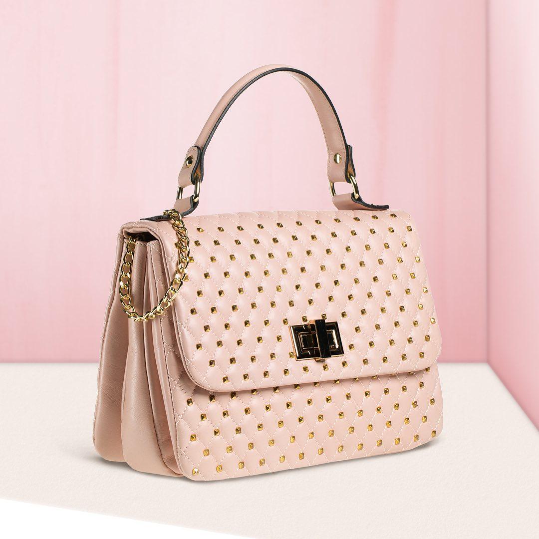 Handbag Nelly Star di Sara Burglar, nuova collezione primavera-estate 2019 da I Segni dello Stile