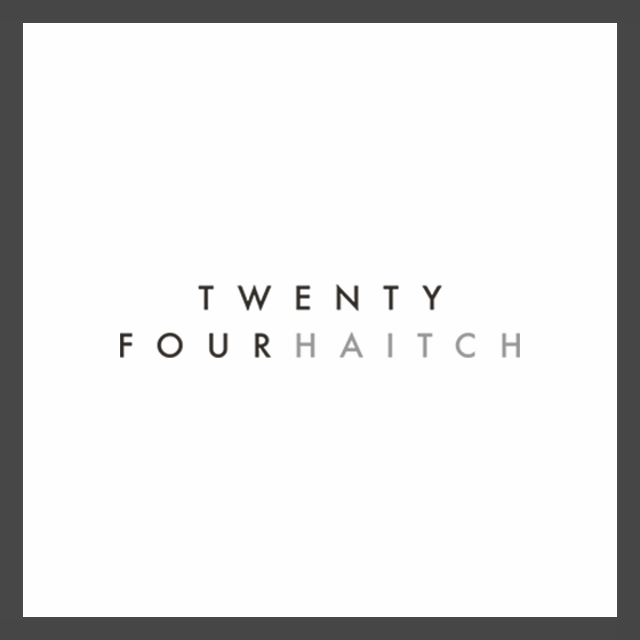Logo del brand TwentyFour Haitch